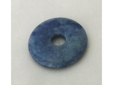 Donut Blauquarz