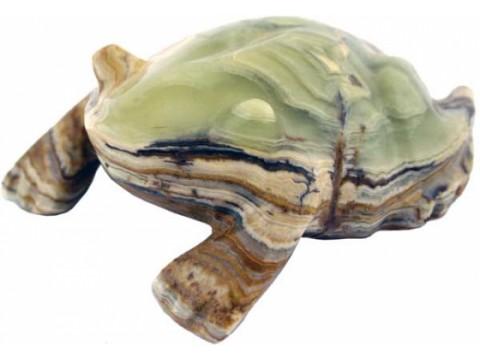 Onyx-Marmor Frosch