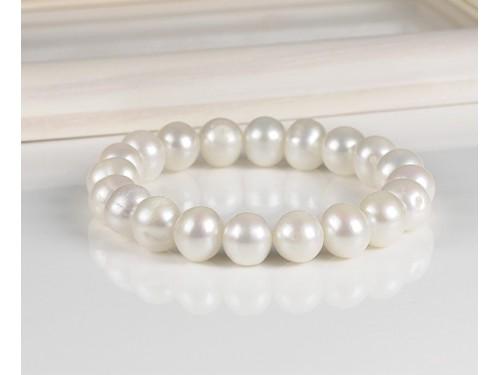 Armband Süsswasserzucht-Perle